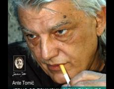 """21. PREDSTAVA: Ante Tomić: """"Jedno od eskimskih imena za snijeg: Željko Malnar"""""""