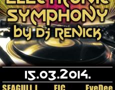 12. SLUŠAONICA: Electronic Symphony by DJ Renick