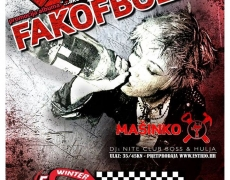 16. KONCERT: Skaville Winter Edition: Fakofbolan (Pula) + Mašinko (Zagreb)