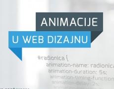 9. RADIONICA: Animacije u web dizajnu (CSS3) (Jure Sić)