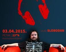 13. SLUŠAONICA: DJ Mario Kovač