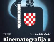 20. TRIBINA: Kinematografija u NDH (Daniel Rafaelić)