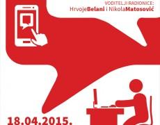 21. RADIONICA: Što sve mogu danas kao e-građanin? (Hrvoje Belani, Nikola Matosović)