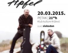 3. KONCERT: ROCK OKO – Apfel (Bjelovar)