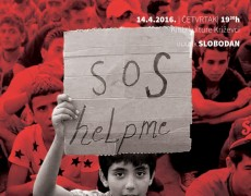 25. TRIBINA I PROJEKCIJA: Humanitarna ili izbjeglička kriza, ili kriza humanosti?
