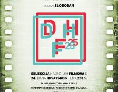8. PROJEKCIJA: Dani hrvatskog filma