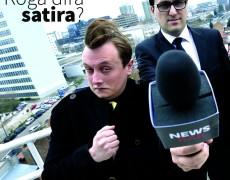 13. TRIBINA: Koga dira satira? (Borna Sor i Domagoj Zovak, NewsBar)