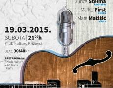 12. KONCERT: Mate Matišić Trio