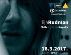 12. SLUŠAONICA: Ilija Rudman, Chille jr., Vedran Gapulja