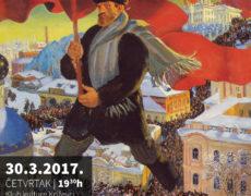 17. TRIBINA: Stoljeće od Crvenog oktobra